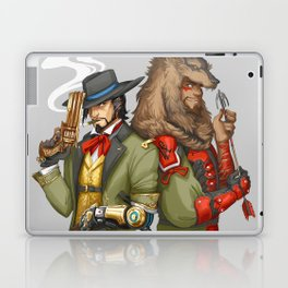 Outfit Swap Laptop & iPad Skin