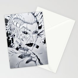 Future Phantom Infinitra Stationery Cards