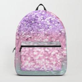 Unicorn Girls Glitter #8 #shiny #pastel #decor #art #society6 Backpack