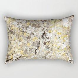 Lichen on The Rollright Stones Rectangular Pillow
