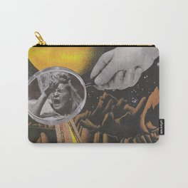 Spacey Mind Tricks Carry-All Pouch