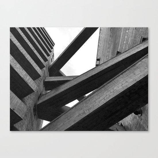 Sesc Pompeia | São Paulo | Brazil Canvas Print