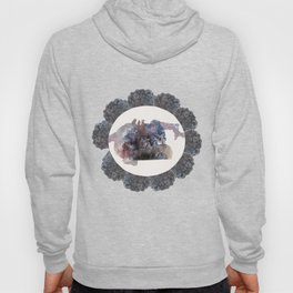 Psychedelic Wolves Hoody