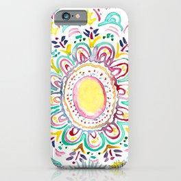 Hippie Chick iPhone Case