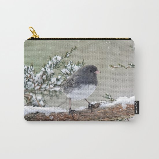 A Small Bird's Strength Carry-All Pouch