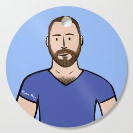 Beard Boy: Matthias Cutting Board