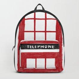 London Calling Backpack
