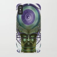fullmetal alchemist iPhone & iPod Cases featuring Alchemist by Giohorus