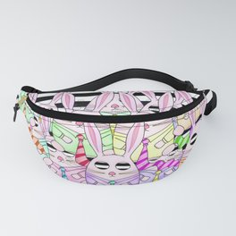 Between the Stripes Fanny Pack