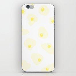 fried eggs iPhone Skin