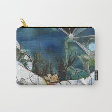 Exploration: Coral Carry-All Pouch
