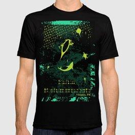 Bioluminescent Bay, Vieques, PR T-shirt