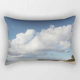Biscayne Bay, Florida Rectangular Pillow