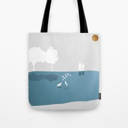 The Museum of Arrested Motion Tote Bag