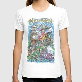 PTBO Mashup T-shirt