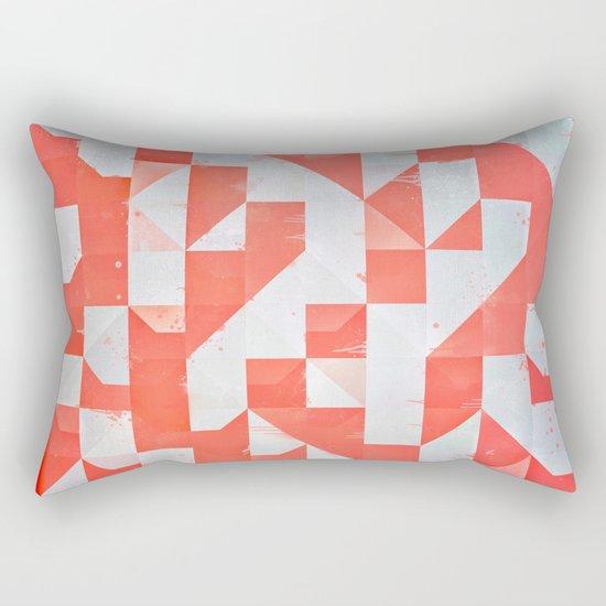 cryymsycle Rectangular Pillow