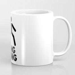 PING PONG Stickman Coffee Mug