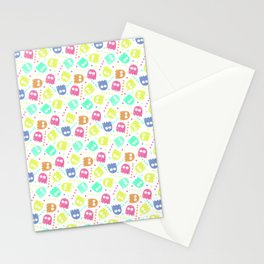 arcade game Stationery Cards