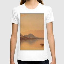 Sanford Robinson Gifford - Isola Bella In Lago Maggiore T-shirt
