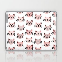 Cute cat pattern Laptop & iPad Skin