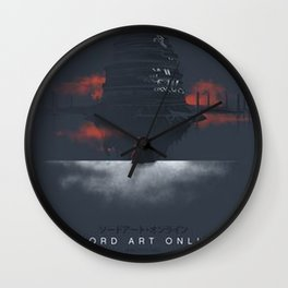 SAO Wall Clock