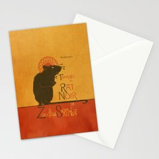 Le Rat Noir Stationery Cards