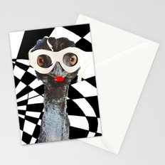 Morning Nessy! Stationery Cards