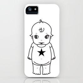 kewpie cupie doll iPhone Case
