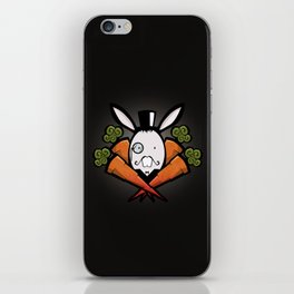 teh bunny iPhone Skin