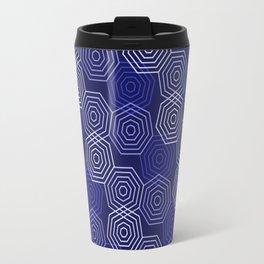 Op Art 117 Travel Mug