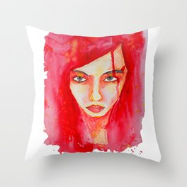 celina Throw Pillow