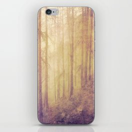 Colorful Forest iPhone Skin
