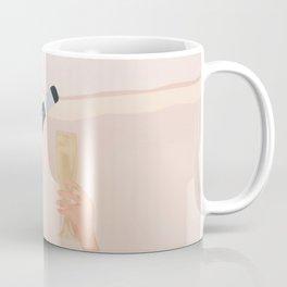 Morning Wine Coffee Mug