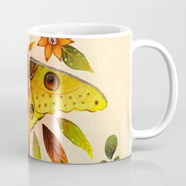 Moth Wings IV Coffee Mug
