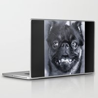 dentist Laptop & iPad Skins featuring I Am Cute And I Know It by Roger Wedegis