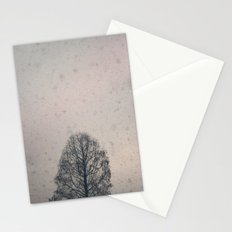 winter redux Stationery Cards
