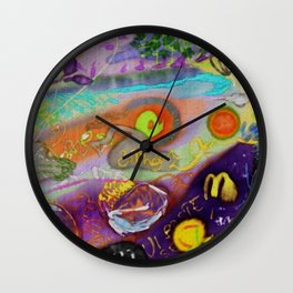 Ciganarija Wall Clock