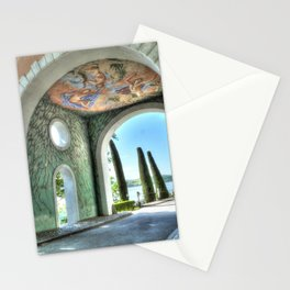Archway to the Sea Stationery Cards