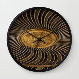 Rosace in #London Wall Clock