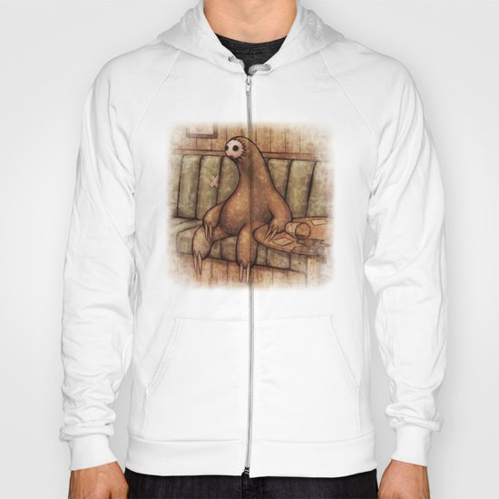 Drunk Sloth Hoody