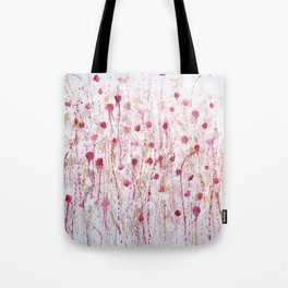little pink Tote Bag