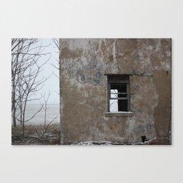Seeing Through You Canvas Print