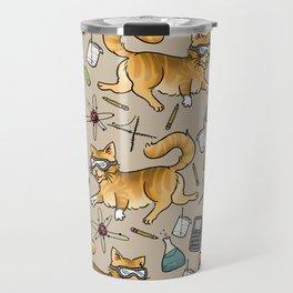 STEM Cats Travel Mug