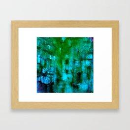 troglodytes Framed Art Print