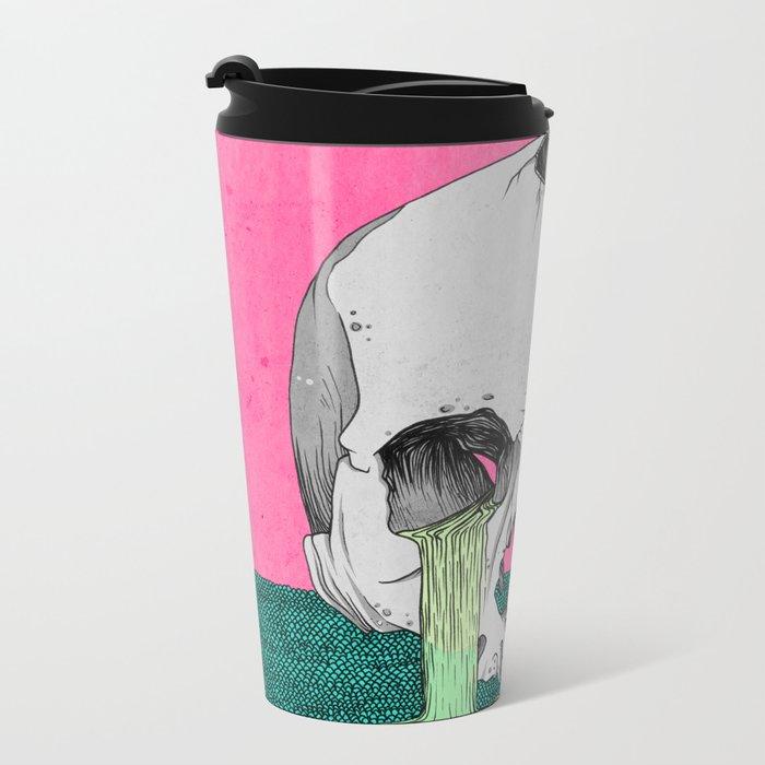 Reverie in Colour Metal Travel Mug