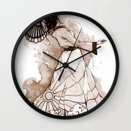 Kyoto Wall Clock