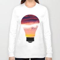 swedish Long Sleeve T-shirts featuring Swedish midsummer 2 by Ordiraptus