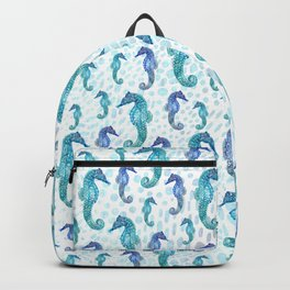 Seahorse Squad Backpack