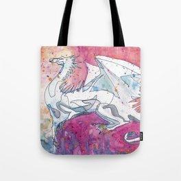 Sunrise Dragon Tote Bag