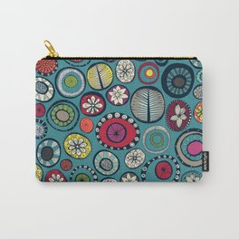 Honolulu hoops blue Carry-All Pouch